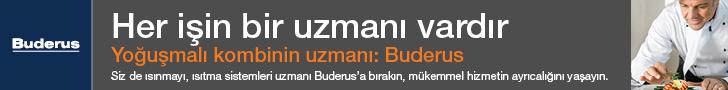BUDERUS Yoğuşmalı Kombinin Uzmanı