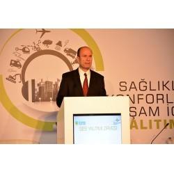 İZODER Yönetim Kurulu Başkanı Tayfun Küçükoğlu