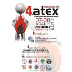 4. ATEX - Patlayıcı Ortamlarda Güvenlik- Sempozyumu 07-08 Aralık 2017