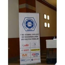 TTMD eğitim toplantılarını destekleyen Firmalar