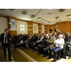 TTMD İstanbul Temsilciliği, 2017 yılı Eğitim toplantısı katılımcıları