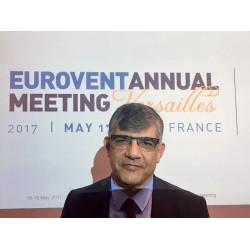 FRITERM Genel Müdürü Sayın Naci ŞAHİN, 2018 Yılında İSKİD adına Avrupa EUROVENT Derneği Başkanı olmak üzere 1. Başkan Yardımcılığına seçildi.