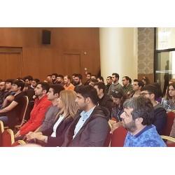 ALDAĞ A.Ş. İzmir'de Makine Mühendisliği Öğrencileri ile Buluştu
