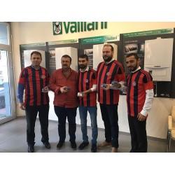 Vaillant Türkiye, 2. ligde mücadele eden Zonguldak Kömürspor'la bir yıl süreli sponsorluk anlaşması imzaladı.