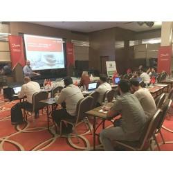 Danfoss Isıtma segmenti içinde yer alan Novocon ürünü, 23 Ağustos tarihinde Ankara'da gerçekleştirilen bir seminerle tanıtıldı.