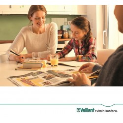 "Vaillant'ın yeni marka sloganı ""Evimin Konforu"""