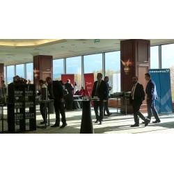 Konferansi destekleyen Firmalardan Danfoss ve Grundfos standları ile yer aldı.