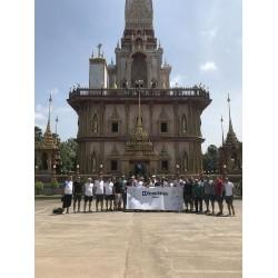 DemirDöküm, yetkili satıcıları ile Phuket Adası'nda buluştu