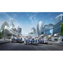 """ABB, dünyanın ilk tam elektrikli uluslararası FIA motor sporları serisi """"ABB FIA Formula E Şampiyonası""""na isim sponsoru olarak destek veriyor"""
