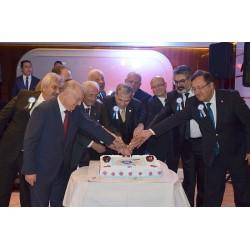 TTMD 25.Yıl pastası