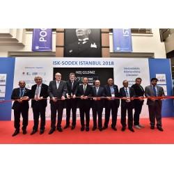 ISK-SODEX 2018 Açılışı