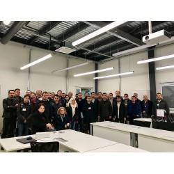 ABB, GÜNDER ile birlikte ulusal endüstri uzmanları için ilk merkezi inverter eğitimini verdi