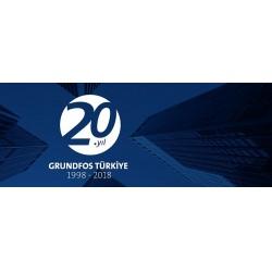 Grundfos, Türkiye'deki 20'nci yılını kutluyor