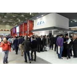 EMAS Makina, en yeni ürünleriyle katıldığı iklimlendirme ve tesisat sektörünün önemli buluşma noktası olan ISK-SODEX Fuarı'nda ziyaretçi yoğunluğundan memnun
