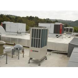 Türk-Alman Üniversitesi (TAÜ) 'nin ısıtma-soğutma sistemi için yüksek performanslı LENNOX paket klimalar ve MITSUBISHI HEAVY klima sistemleri kullanılıyor.