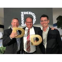"""Danimarka Tasarım Ödülü'nde bu yıl Akıllı Isıtma ürünlerinden Danfoss Eco™ ürünüyle """"İnsanların Tercihi"""" kategorisinde büyük ödül aldı."""