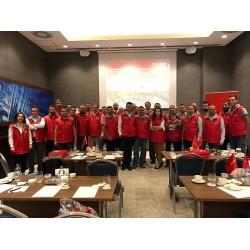 Danfoss, Türkiye'de bayi eğitimlerine Totaline, Frigoduman ve Cantaş bayileriyle devam ediyor.