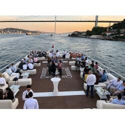 Danfoss Isıtma Sistemleri, düzenlediği davette Türk Tesisat Mühendisleri Derneği (TTMD) ve Mekanik Tesisat Müteahhitleri Derneği (MTMD) üyeleriyle buluştu.