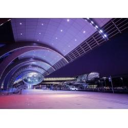 Dubai Airports ve Siemens yaptıkları iş birliği ile enerji tasarrufunda büyük bir adım atıyor.