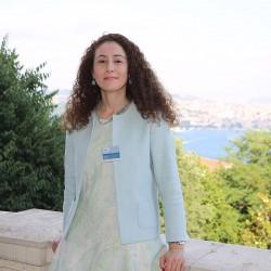 Siemens Türkiye CSO'su (Chief Sustainability Officer- Sürdürülebilirlik Yöneticisi) Esra Kent