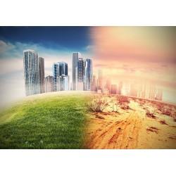 """İklim değişikliği ve olumsuz sonuçları, 2000'li yılların başlarında, pek çokları tarafından """"fütürist bir varsayım"""" gibi görülürken, geldiğimiz noktada, dünyanın pek çok yerinde gündelik yaşam içine kuvvetle nüfus etti."""