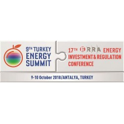 Türkiye Enerji Zirvesi'nin dokuzuncusu bu yıl 8-10 Ekim 2018 tarihleri arasında Antalya Regnum Carya Golf & Spa Resort'ta düzenlenecek.