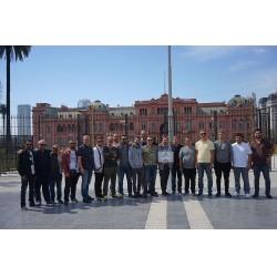 Vaillant yetkili satıcıları, Arjantin'in başkenti Buenos Aires'te keyifli bir hafta geçirdi.