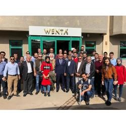 Wenta Makine Kazan Sanayi eğitim çalışmalarına önem veriyor