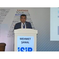 İklimlendirme Sanayi İhracatçıları Birliği Yönetim Kurulu Başkanı Mehmet Şanal