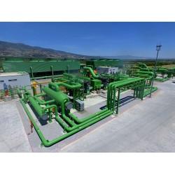 EXERGY tarafından kurulan enerji santrallerinde sağlanan yerli katkı teşvikleriyle müşterilerin gelirlerinde yüzde 19'luk bir artış sağlanmış olacak.