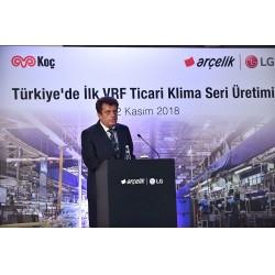 Arçelik-LG Klima Sanayi ve Ticaret A.Ş. Genel Müdürü Emin Bulak