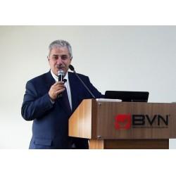 BVN Yönetim Kurulu Başkanı Ömer Faruk Bahçıvan
