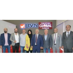 BVN Yönetim kadrosu