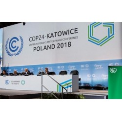 Polonya'nın Katoviçe kentinde düzenlenen Birleşmiş Milletler (BM) 24. İklim Konferansı'nda 196 ülke ve Avrupa Birliği (AB), 2015'de imzalanan Paris İklim Anlaşması'nın ana unsurlarının hayata geçirilmesi hususunda anlaştı.
