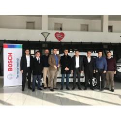 Bosch Termoteknik, bayi iş ortaklarından oluşan Bosch Partner Program ile iş ortaklarıyla hem 'Kazan-Kazan' ilişkisi kuruyor hem de güçlü bir iletişim yürütüyor.