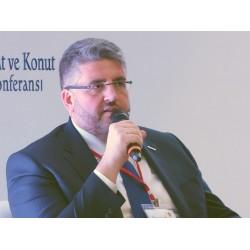 MÜSİAD İnşaat Sektör Kurulu Başkanı Reha Yeltekin