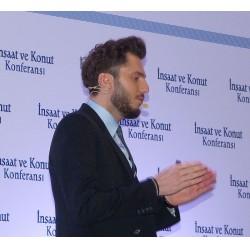 Hasanoğlu Şirketler Grubu Yönetim Kurulu Başkan Yardımcısı Haluk Hasanoğlu