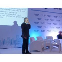 Elektrik Tesisat Mühendisleri Derneği Yönetim Kurulu Başkanı Mustafa Cemaloğlu
