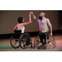 Wheel Chair Dance Project Tekerlekli Sandalye Dans Ekibi