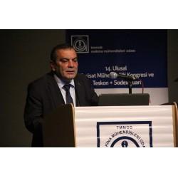 TMMOB Yönetim Kurulu Başkanı Emin Korkmaz