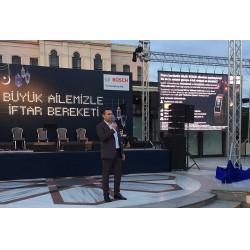 Bosch Termoteknik Türkiye, Ortadoğu ve Kafkasya Satış Genel Müdürü Zafer Polat