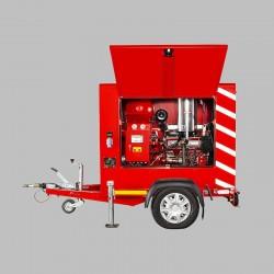 ETNA Hızır Mobil acil yangın söndürme aracı