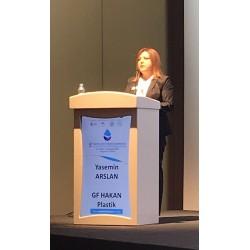 GF Hakan Plastik Teknik Hizmetler Müdürü Yasemin Arslan