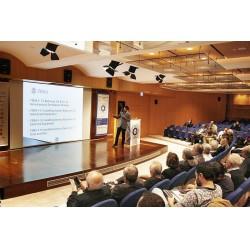 Eren Kalafat TTMD Üyelerine Mekanik Tesisatta Sismik Koruma Semineri verdi