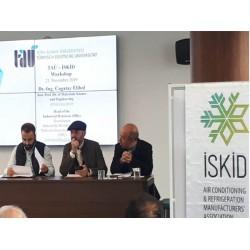 """İSKİD ile Türk-Alman Üniversitesi arasında """"İşbirliği Protokolü"""" imzalandı"""