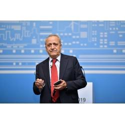 TÜYAK Onursal Başkanı Prof. Dr. Abdurrahman Kılıç, Sempozyumun Açılış konuşmasını yaptı