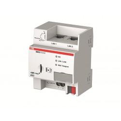 ABB i-bus®KNX kurulumlarında farklı elektrik yüklerinin güvenli bir şekilde anahtarlanmasını garanti eder.