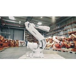 ABB sertifikalı yeniden üretilmiş bir robot