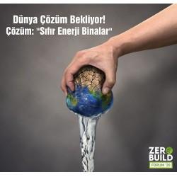 Uluslararası Sıfır Enerji Binalar Sanal Forumu ZeroBuild Forum'20
