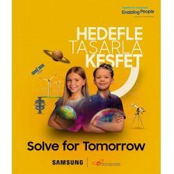 "SAMSUNG ""Solve For Tomorrow"" bilim yarışması sonuçlandı"
